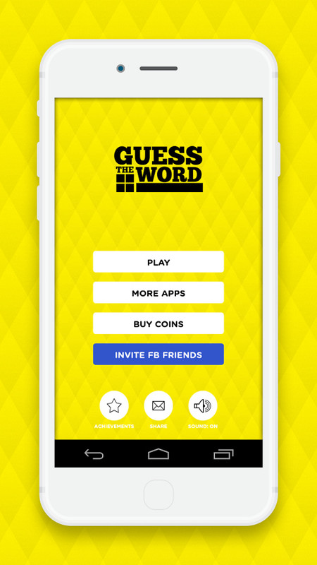 guess the word apk free word android game download appraw. Black Bedroom Furniture Sets. Home Design Ideas