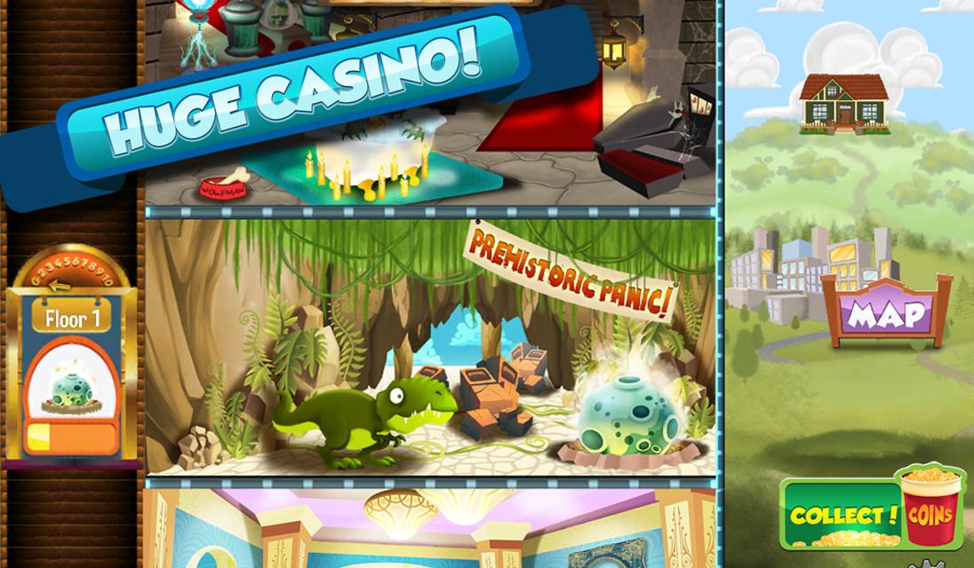 Casino Tower Slot