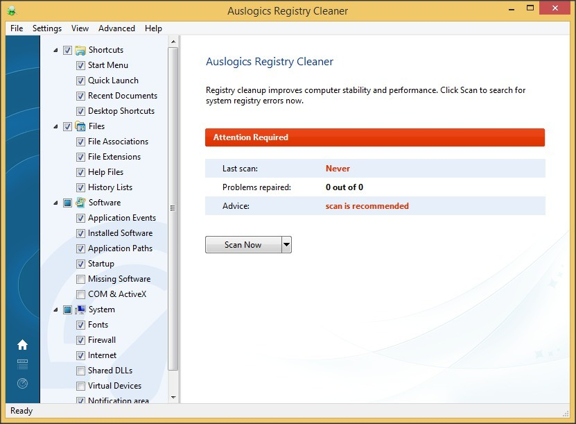 Download Auslogics Registry Cleaner 6.1.4.0 for Windows (Latest Version) - Appraw