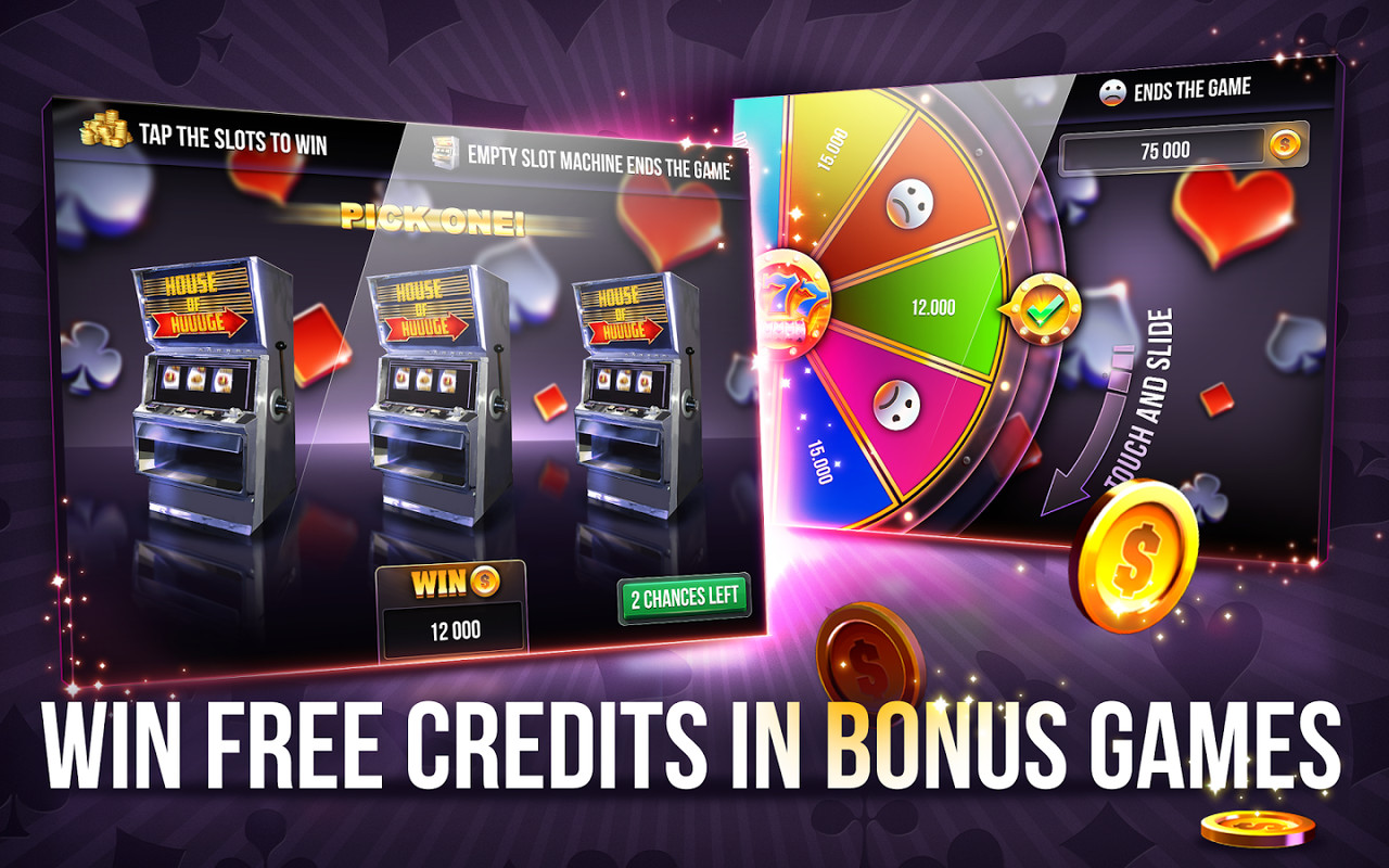 Free online slot poker games play
