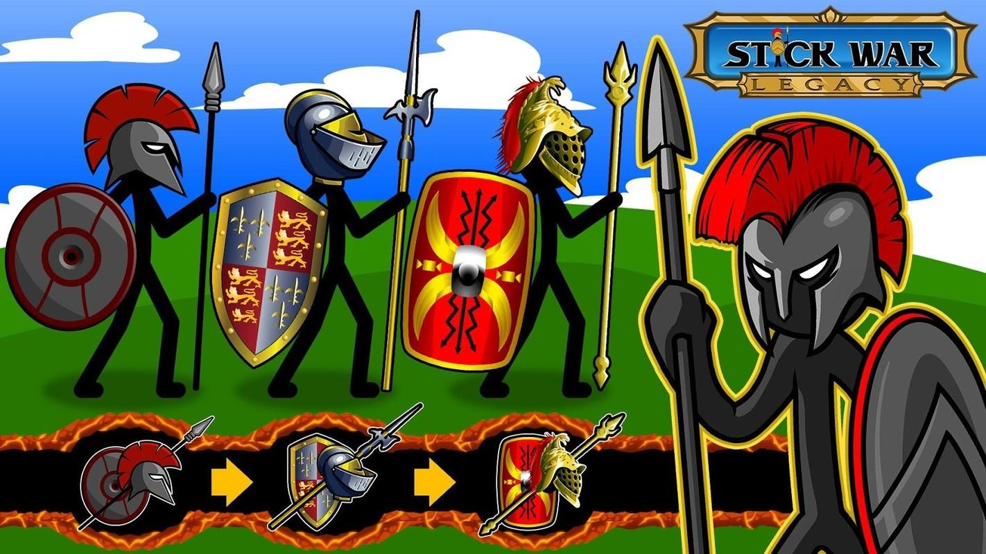 Stick Men Home Games 81