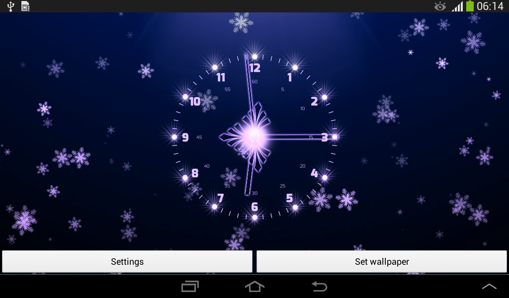 Live Christmas Wallpaper Free Android Live Wallpaper