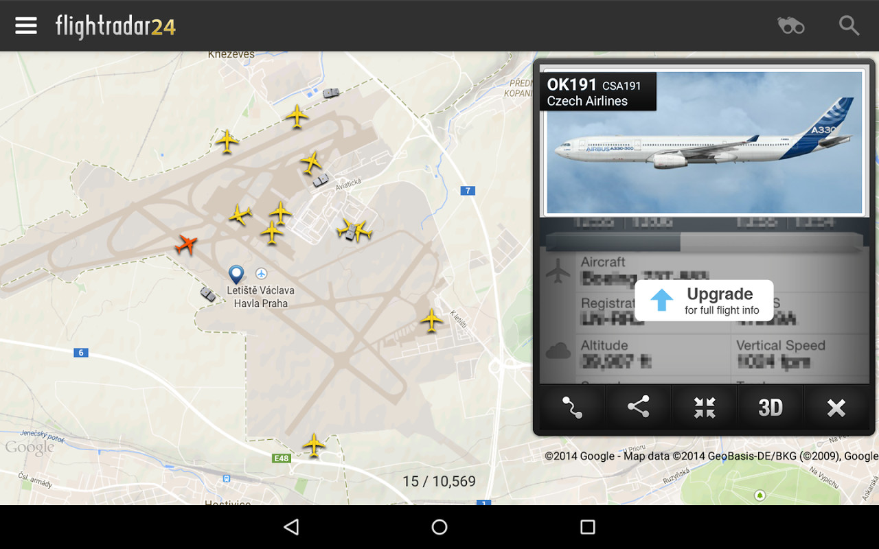 Flightradar24 Free APK Free Android App download - Appraw