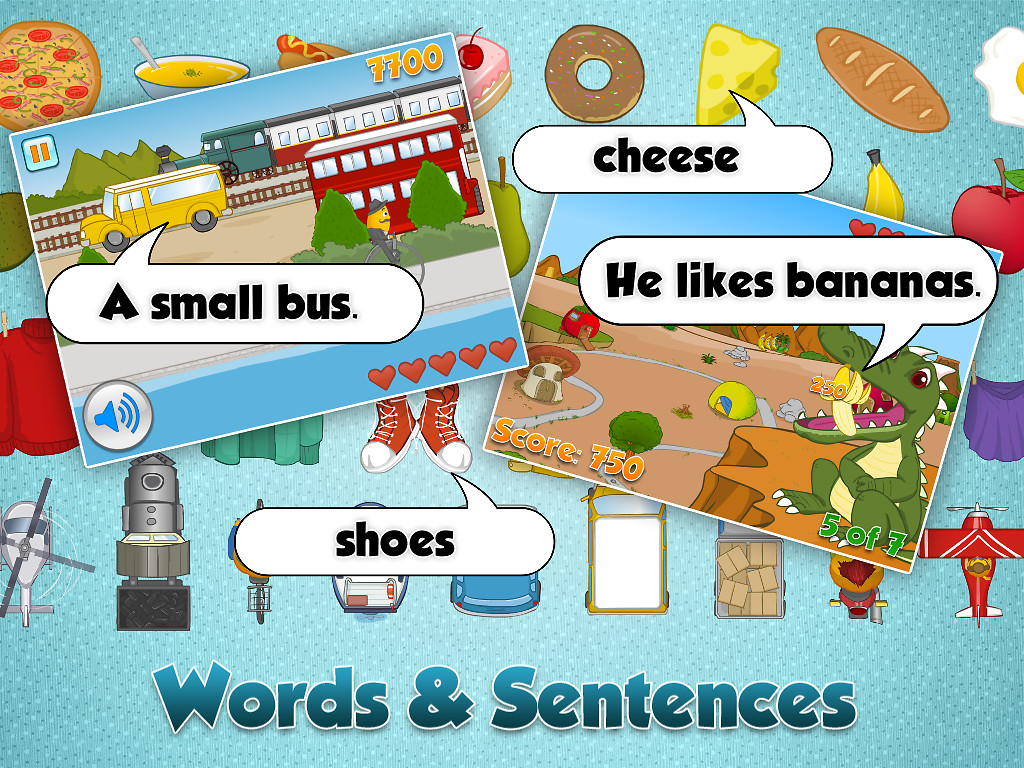 Fun English Learning Games Qez2o on Kindergarten Spelling Words