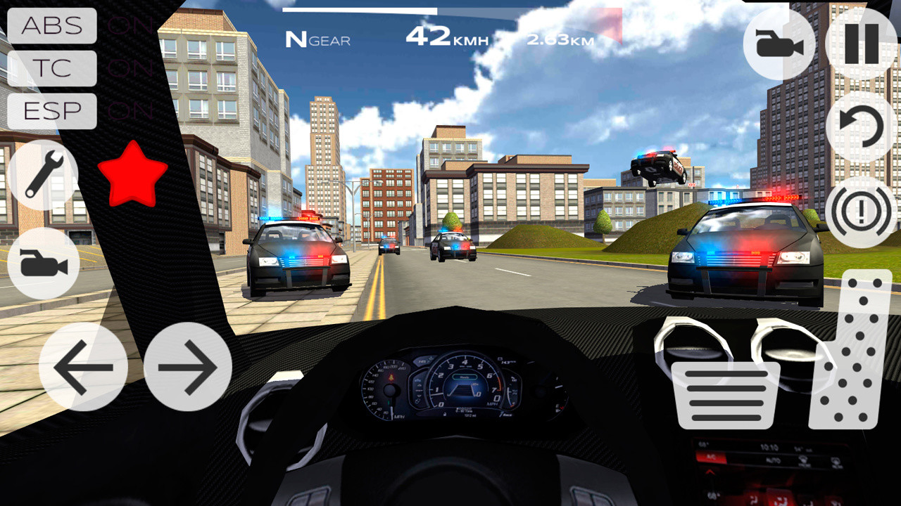 Extreme D Car Racing Games Free Download