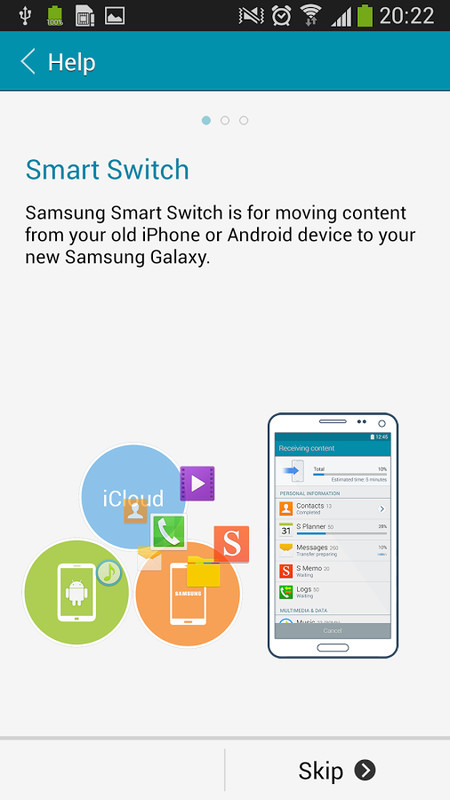 import pictures from iphone to pc samsung smart switch mobile apk free tools android app 19289