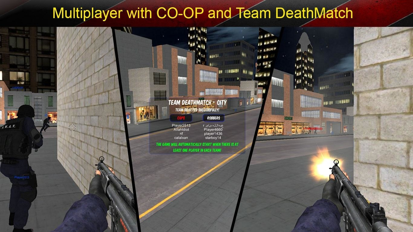 download cops mobile game