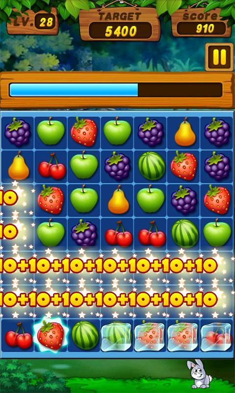 Fruite Game