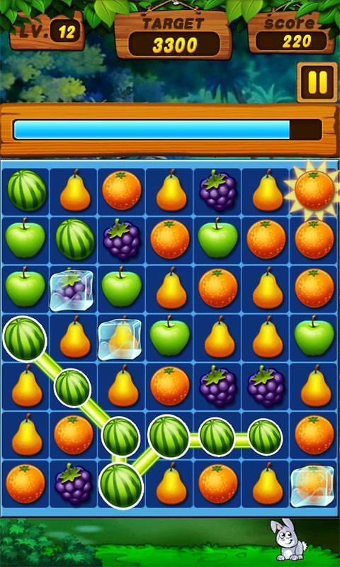 Game Fruite