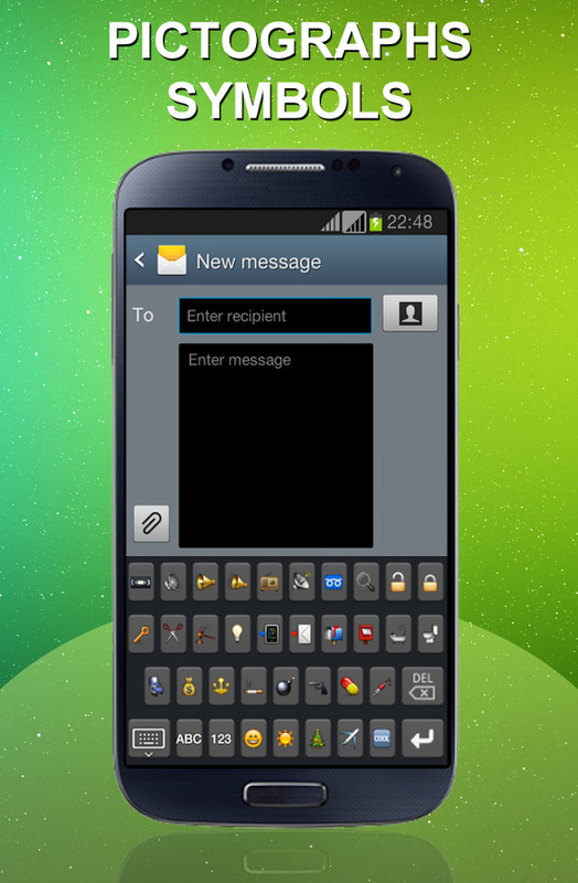 Emoji Smart Keyboard Free Android Keyboard download - Appraw