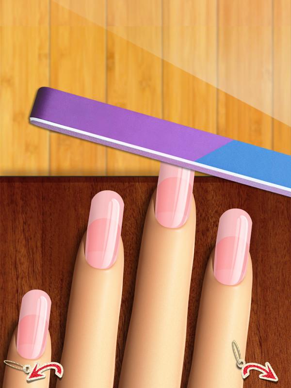girls nail salon
