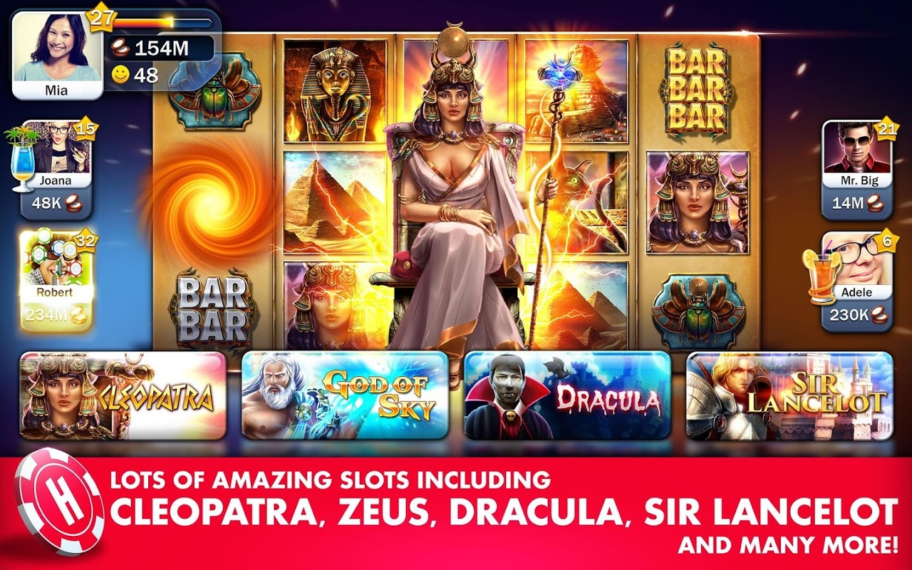 Android Casino Our Free Casino Slot Games For Android November