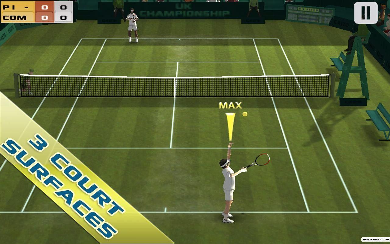 cross court tennis full apk