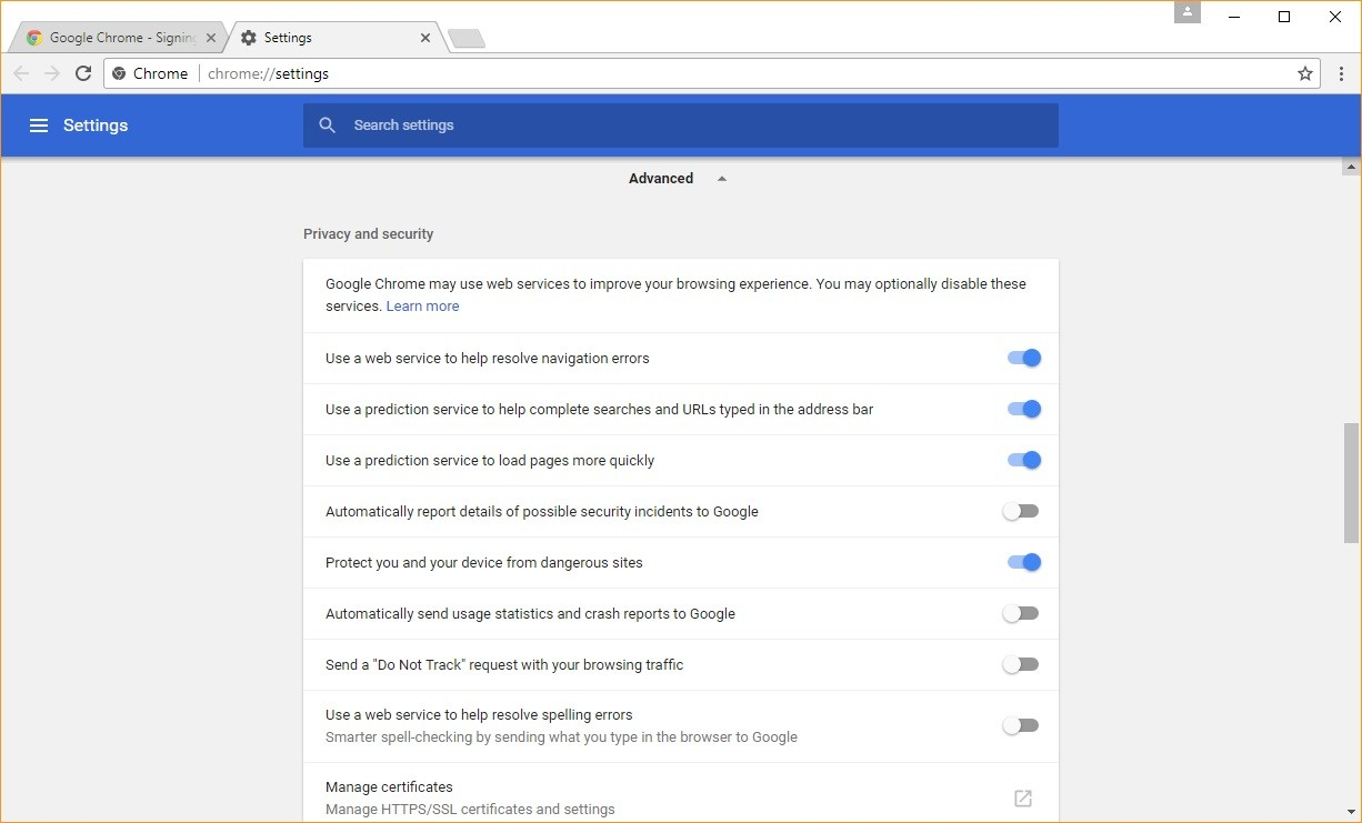 Download Google Chrome BETA 62 0 3202 38 for Windows (Latest Version