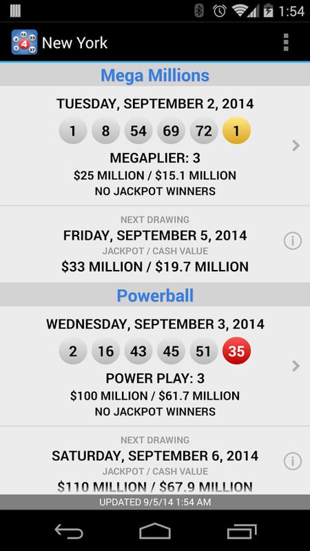 multi lotto delaware