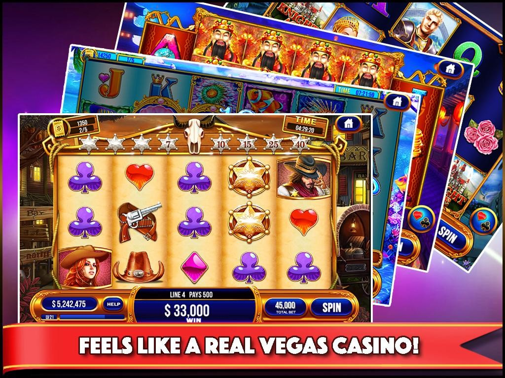 Slots Casino Free Spin
