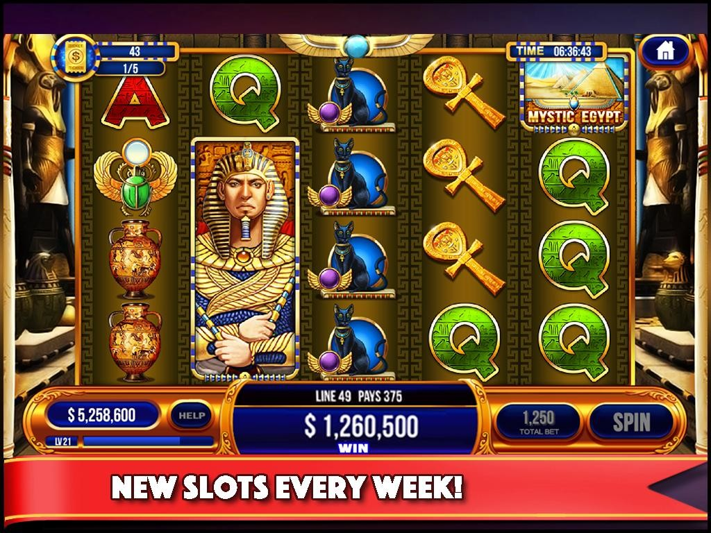 Free Slot Spins Games