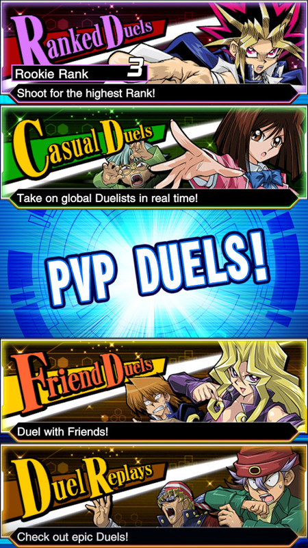 Yu-Gi-Oh! Duel Links APK Free Card Android Game download ...