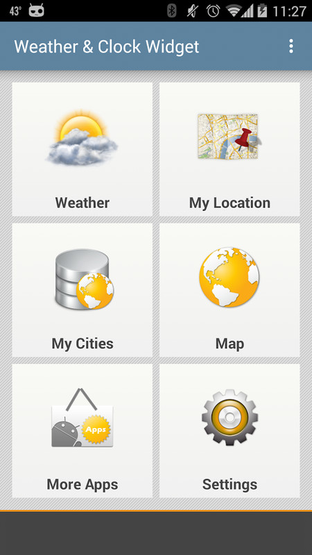weather  u0026 clock widget android apk free weather android