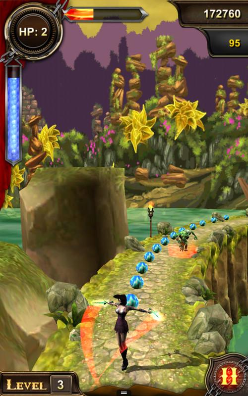Endless Run Pyramid Rush 2 Android Game APK (com ...