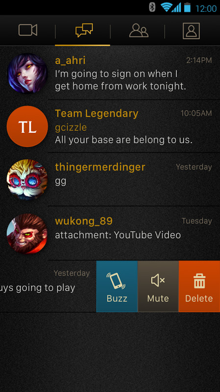 league chat apk free social android app download appraw