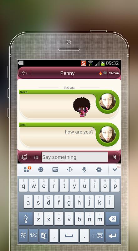 Sayhi chat love meet dating app
