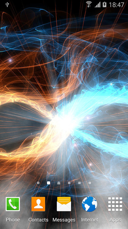 Fire & Ice Live Wallpaper Free Android Live Wallpaper ...