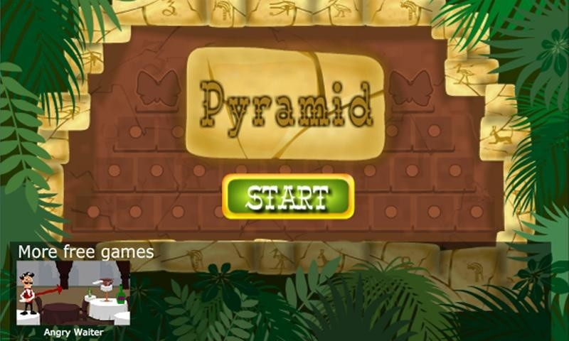 free online pyramid games
