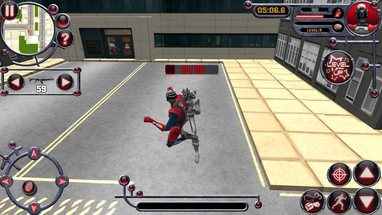 Rope Hero Game Download For Jio Phone