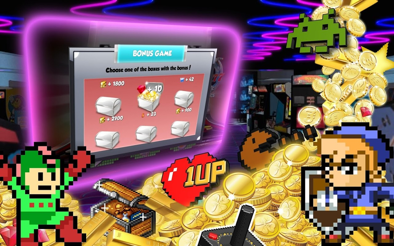 slot machine online games  android