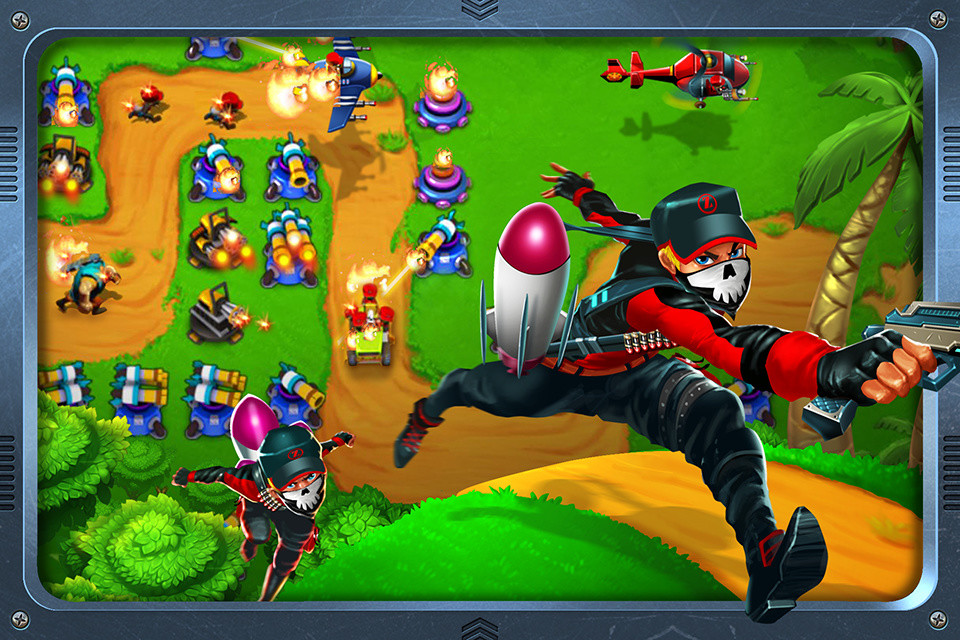 Field Defense: Tower Evolution APK Free Strategy Android
