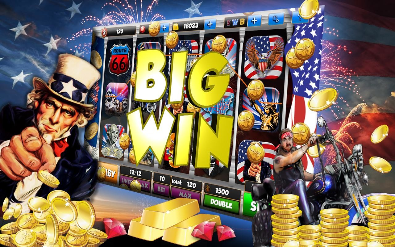 usa slots online casinos