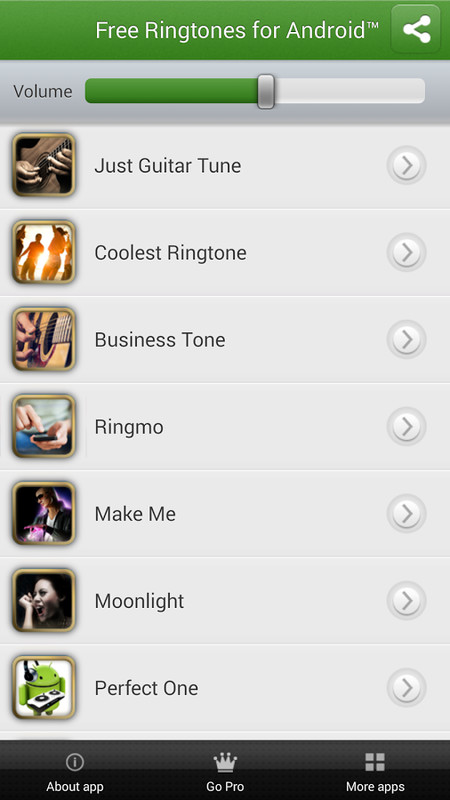 Free Ringtones for Android™ APK Free Android App download ...