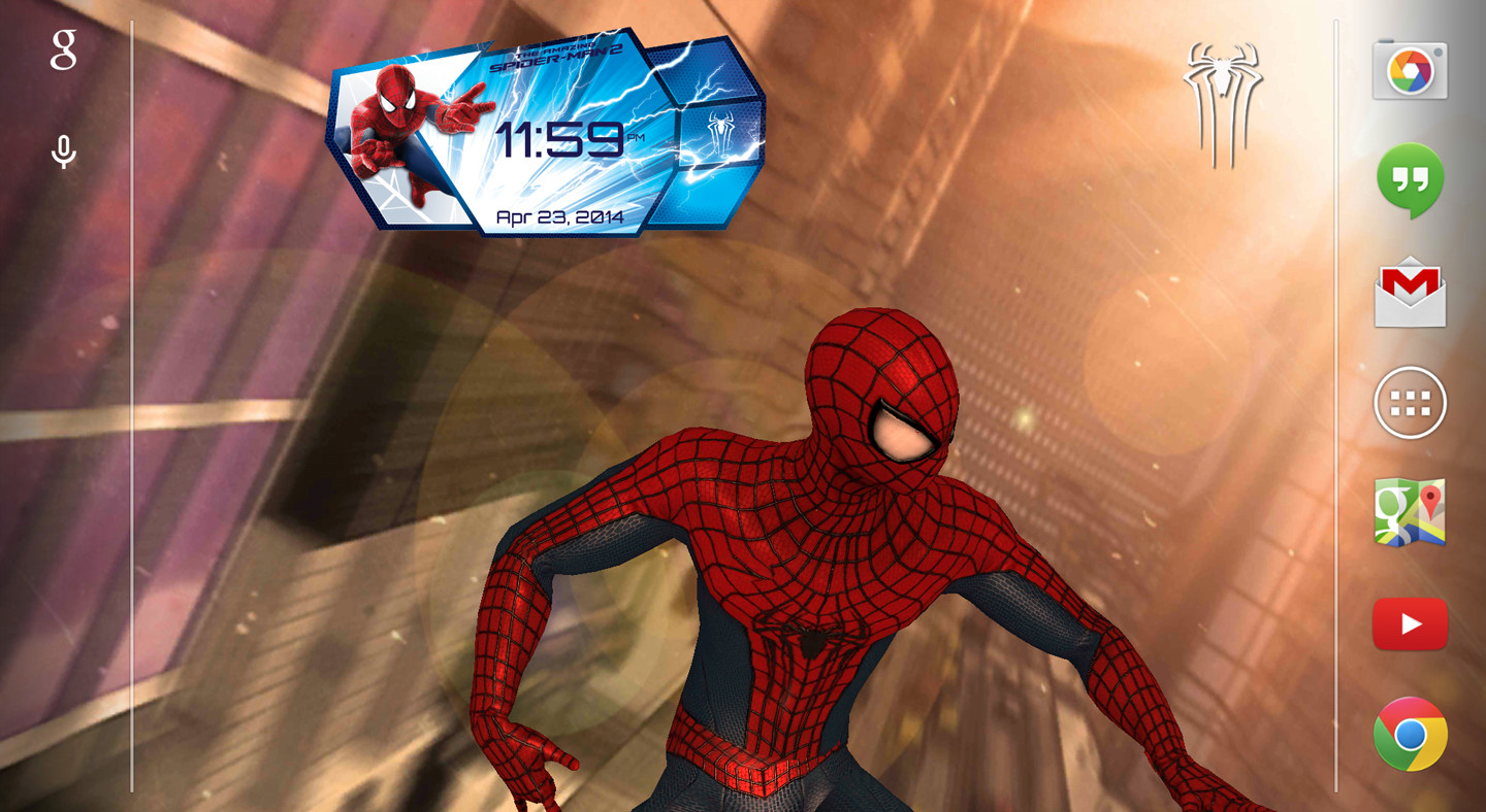 Amazing Spider Man 2 Live Wp Free Android Live Wallpaper Download