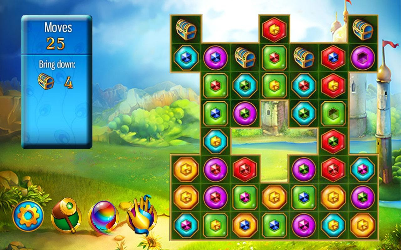 Match 3 Spiele Android
