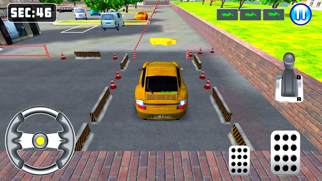 android mobile car parking games free download