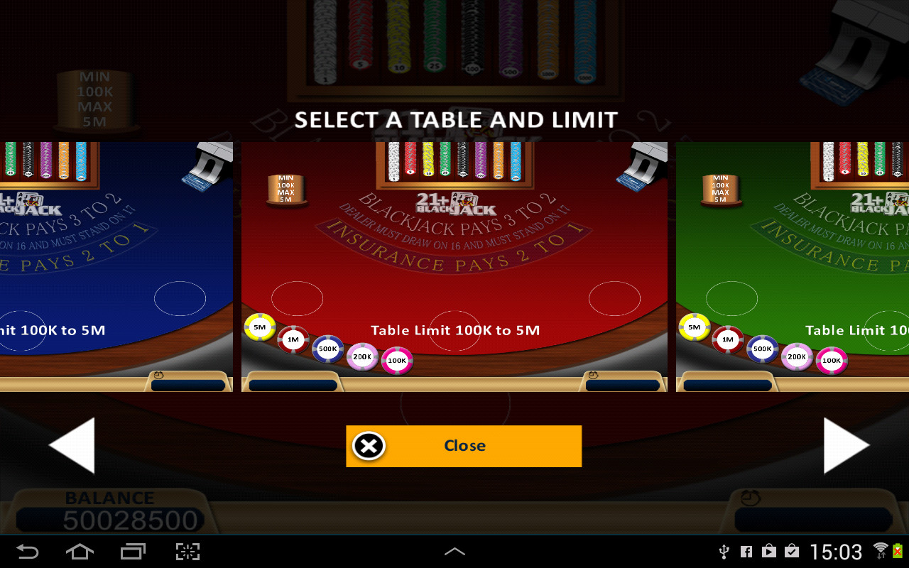 casino card game free