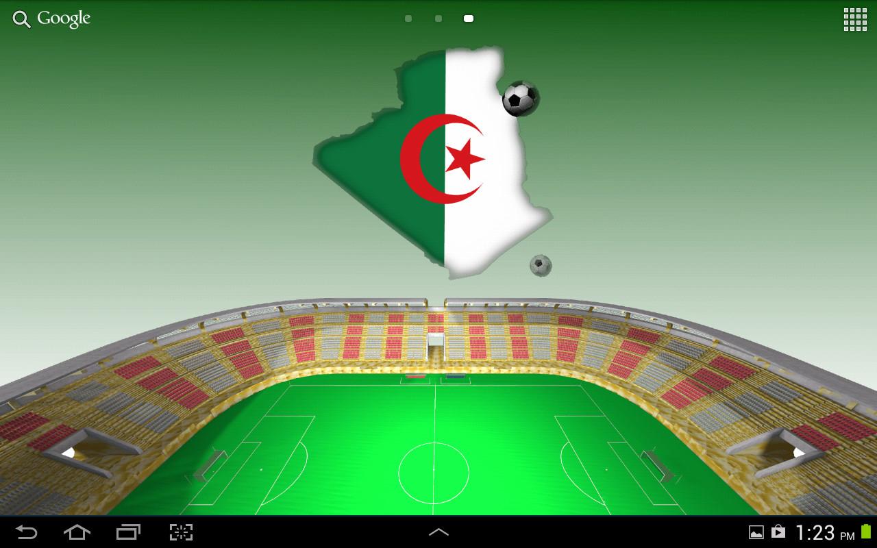 Algeria Football Wallpaper Free Android Live Wallpaper
