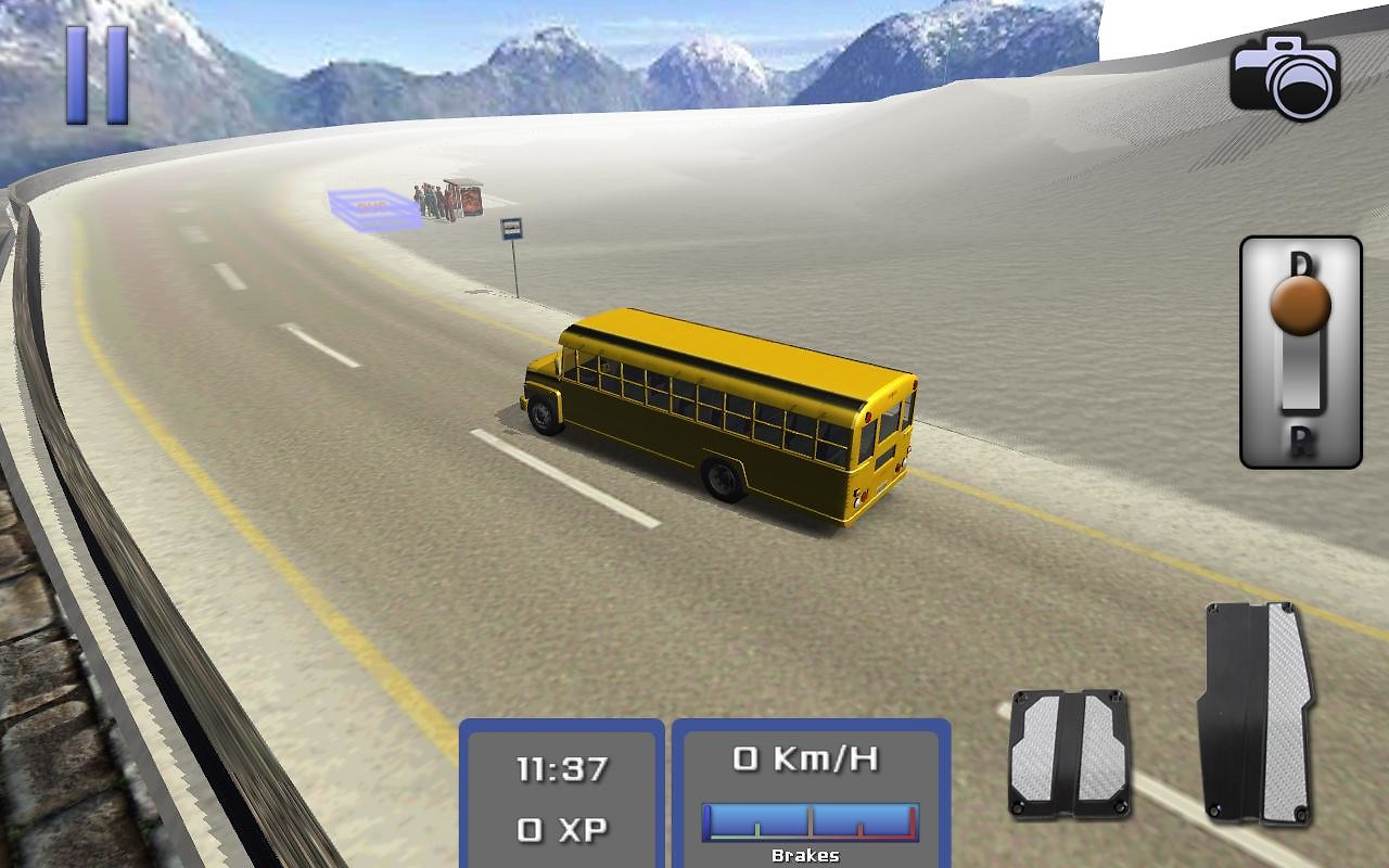 Bus simulator 3d apk free simulation android game download for Simulatore 3d