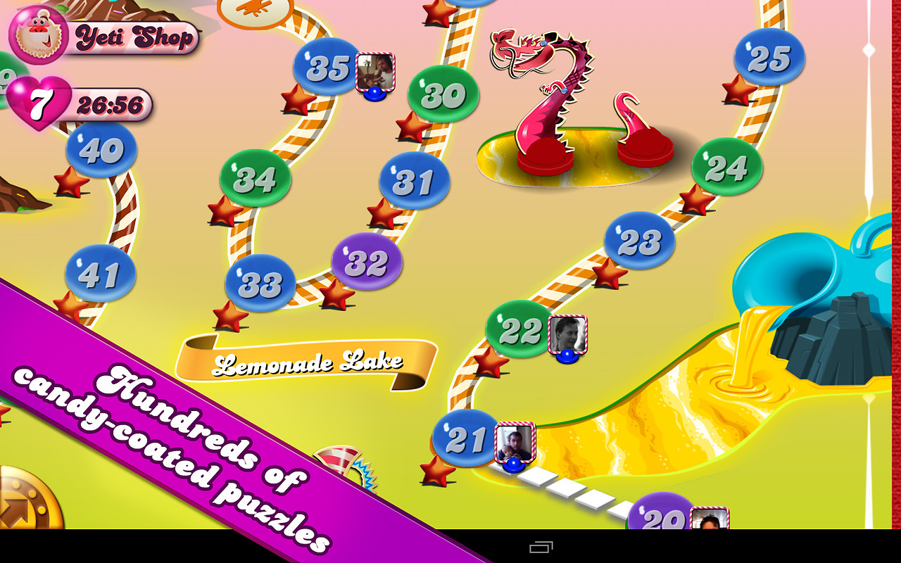Play The New Dreamworld Game Mode In Candy 0
