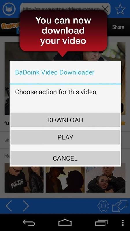Badoink App