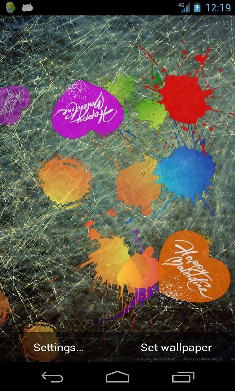 bubble live wallpaper apk download