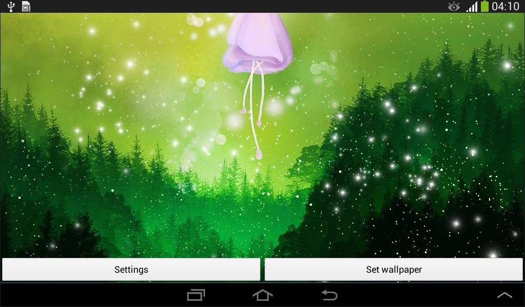 glitter live wallpaper free android live wallpaper