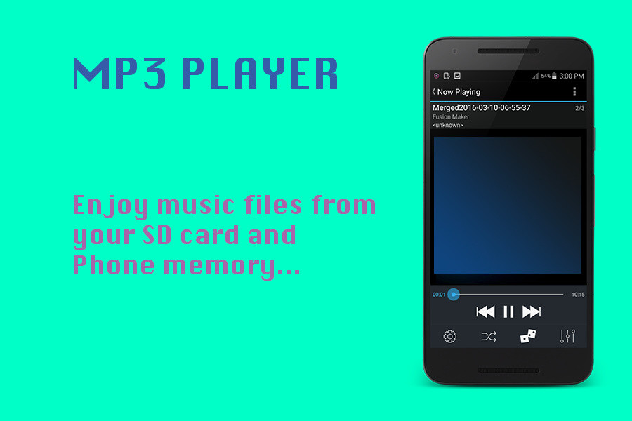 download mp3 player app for android