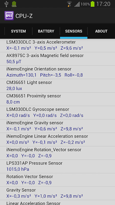 CPU-Z APK Free Tools Android App download - Appraw