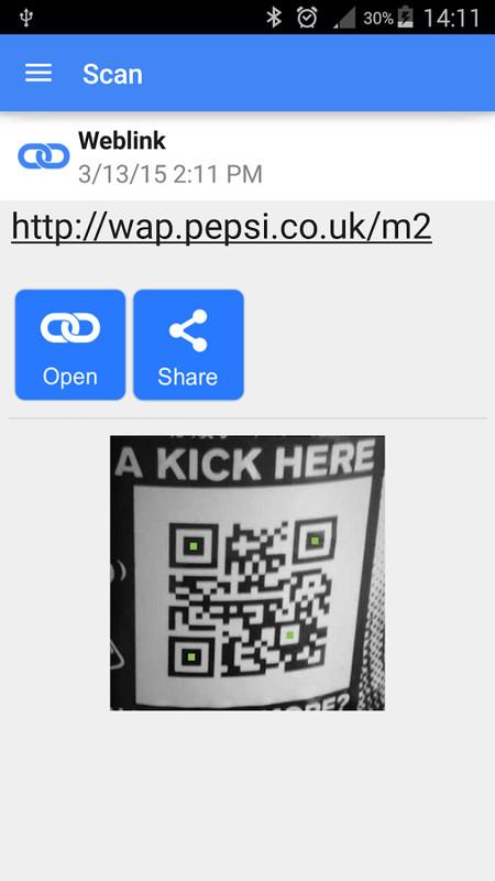 qr dan barcode scanner pro apk