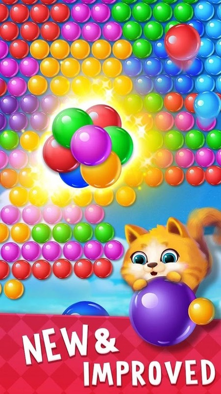 free download bubble shooter games for android