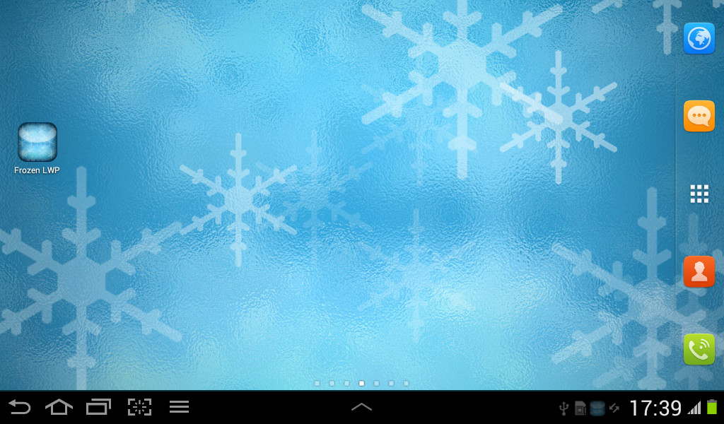 Frozen Live Wallpaper Free Android Download