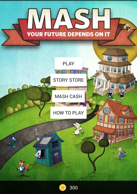free mash game