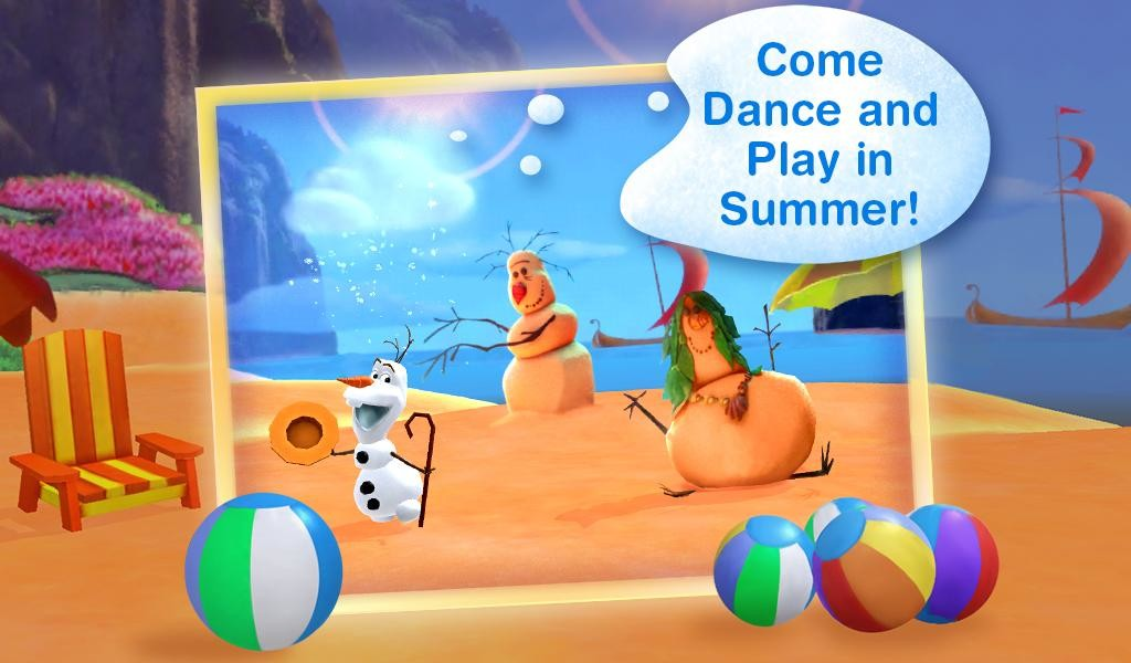 Olaf 39 s adventures apk free android game download appraw - Olaf s frozen adventure download ...